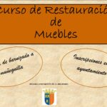 CURSO DE RESTAURACIÓN DE MUEBLES