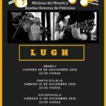 """MUSICAS DEL MUNDO Y BANDAS SONORAS DE PELICULA """"LUGH"""""""