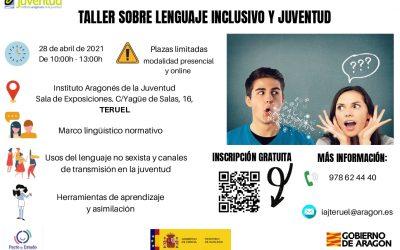 Lenguaje inclusivo y juventud-Teruel